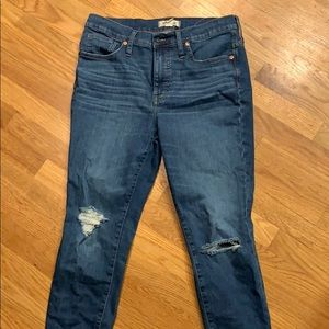 Great condition Madewell Jeans!